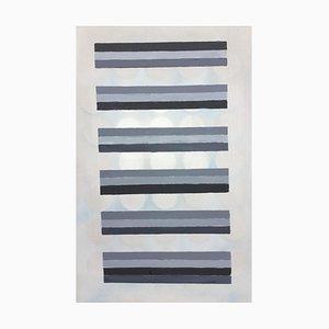 Villanelle, Mixed Media Malerei, Peter Rossiter, 2016