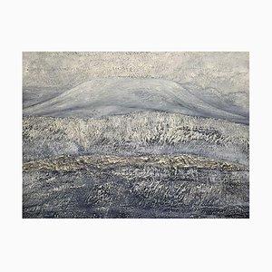 Echos von Usher Hill, Öl-Landschaft