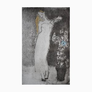 Party Girl, Limited Edition, Etching, 2013
