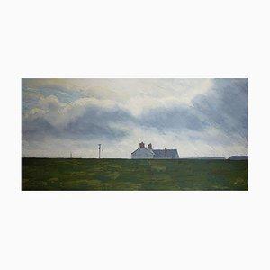 Llanrhystud Farmhouse, ein walisisches Bauernhaus, 2016