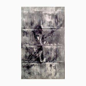 Air Filter I, Mischtechnik Gemälde, Peter Rossiter, 2015