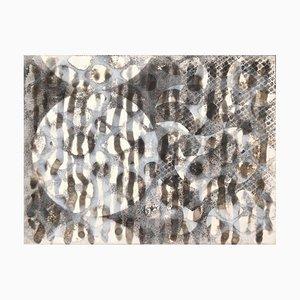 Peinture Migration, Technique Mixte par Peter Rossiter, 2015