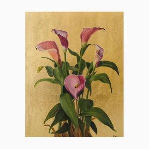 Pink Calla Lilies, 2019