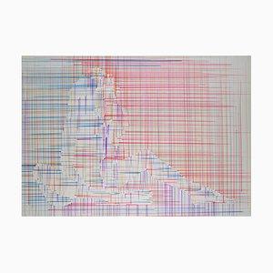 Ant Pearce, # 5, 2015, Tusche auf Papier