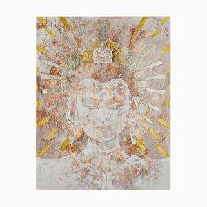 Peace Buddha, Limited Edition Print, 2017