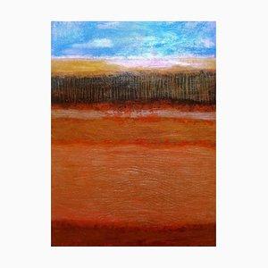 Choral, Abstraktes Expressionistisches Ölgemälde