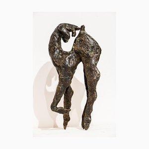 Backward Glance, Bronze Ziege, 2018, Raw Edges