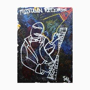 Motown Records, Pittura neoespressionista contemporanea, 2020