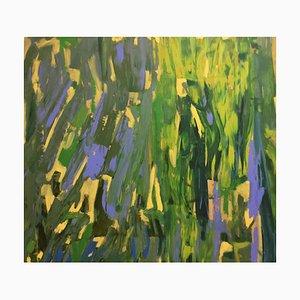 Canzone uccellina, pittura Mixed media contemporanea di Peter Rossiter, 2017
