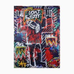 Sax Berlin, Don't Shoot, Take Knee, 2020