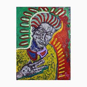 Tutti Eekwal, Pittura neoespressionista contemporanea, 2019