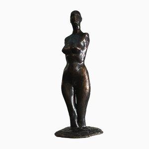 Arising, Contemporary Cast Bronze Sculpture, 2020