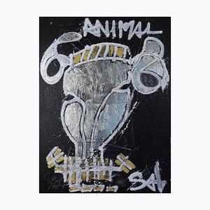Sax Berlin, Animal After Michelangelo, 2021