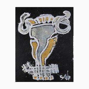 Rechte, Zeitgenössische Neo-Expressionistische Malerei, 2021