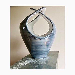 Vase Inrecciato von Gio Ponti, 1958