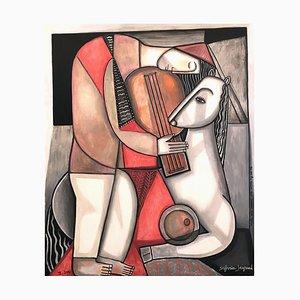 Sylvain Legrand, Sei la mano che mi accarezza gli occhi, 2006