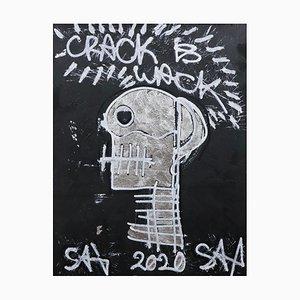 Crack Is Wack, Pittura neoespressionista contemporanea, 2021