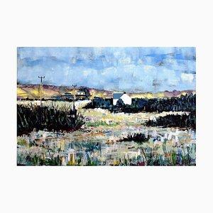 Puncheston Common, Contemporary Landscape Painting, 2017