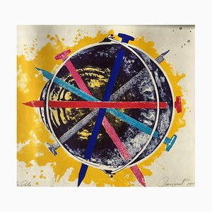 James Rosenquist, Echo Pale, Espejos de la mente, 1975