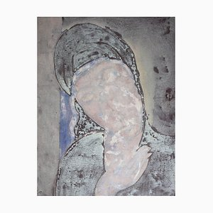 Paxos Madonna, Pittura ad olio contemporanea, 2004