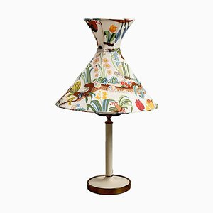Swedish Model 2464 Table Lamp by Josef Frank for Svenskt Tenn, 1930s