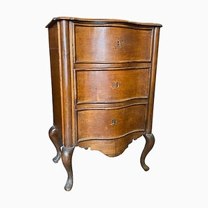 18th Century Maltese Fruitwood Chest of Drawers