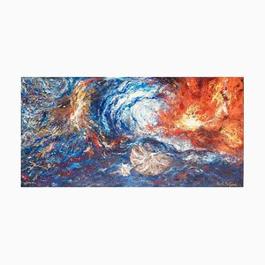 The Five Elements by Nicole Benjamin, French Contemporary Art