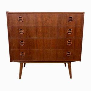 Scandinavian Teak Dresser, 1960s