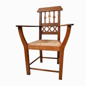 Stuhl von Worpsweder Werkstätte