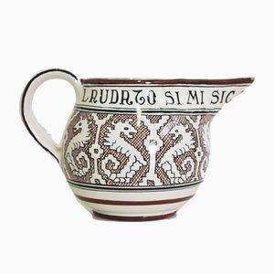 Majolica Tableware Set from Deruta