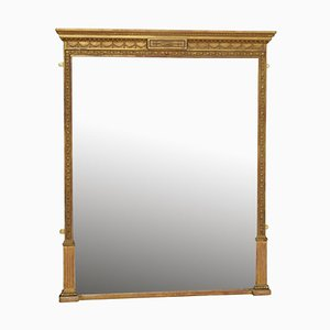 Late Victorian Giltwood Wall Mirror