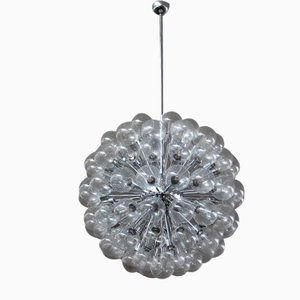 Mid-Century Modern Bubble Sputnik Lampe von Motoko Ishii für Staff