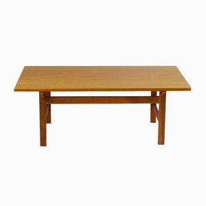 Table Basse en Chêne par Hans Wegner pour Andreas Tuck