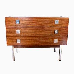 Palisander Furnier Kommode, 1970er