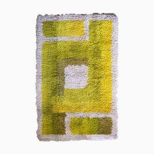 Grüner Tetris Teppich von Desso