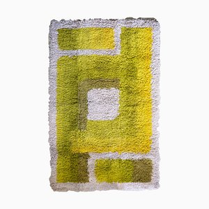 Tappeto Tetris verde di Desso