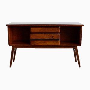 Vintage Czech Wooden Sideboard, 1960s