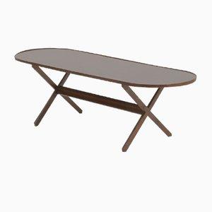 Table Basse en Bois par Franco Albini et Franca Helg pour Mobilia, 1960s