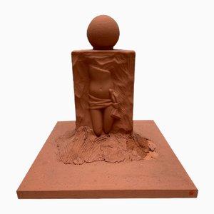 Statua Mansau - Scultura di un corpo femminile - 1990