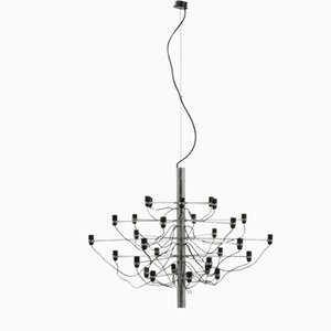 2097/30 Pendant Lamp by Gino Sarfatti for Arteluce, 1958