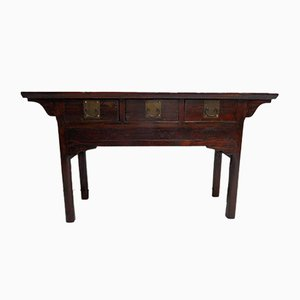 Table d'Appoint Antique, Asie