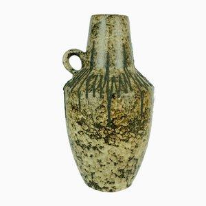 Braune Mid-Century Modell No. 279-38 Vase von Heinz Siery für Scheurich, 1960er