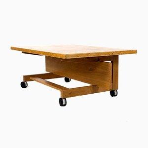 Table Basse RY 100 par Hans Wegner pour Ry Møbler, Danemark, 1980