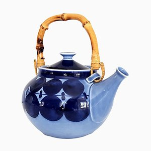 Mid-Century Scandinavian Model Matilda Teapot by Lisa Larson for Gustavsberg, 1972