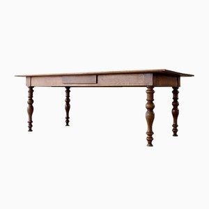 Table de Salle à Manger Louis Philippe, 1800s