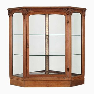Antique Counter Display Case, 1900s