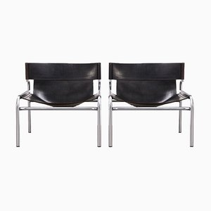 SZ12 Lounge Chairs by Walter Antonis for T Spectrum, 1971, Set of 2