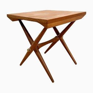 Danish Teak Coffee Table by Jens H. Quistgaard for Dansk Design, 1960s