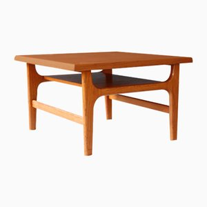 Teak Coffee Table by Niels Bach, 1960s