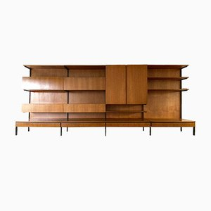 German Model Contempora Wall Unit from Ronicke & Söhne, 1960s